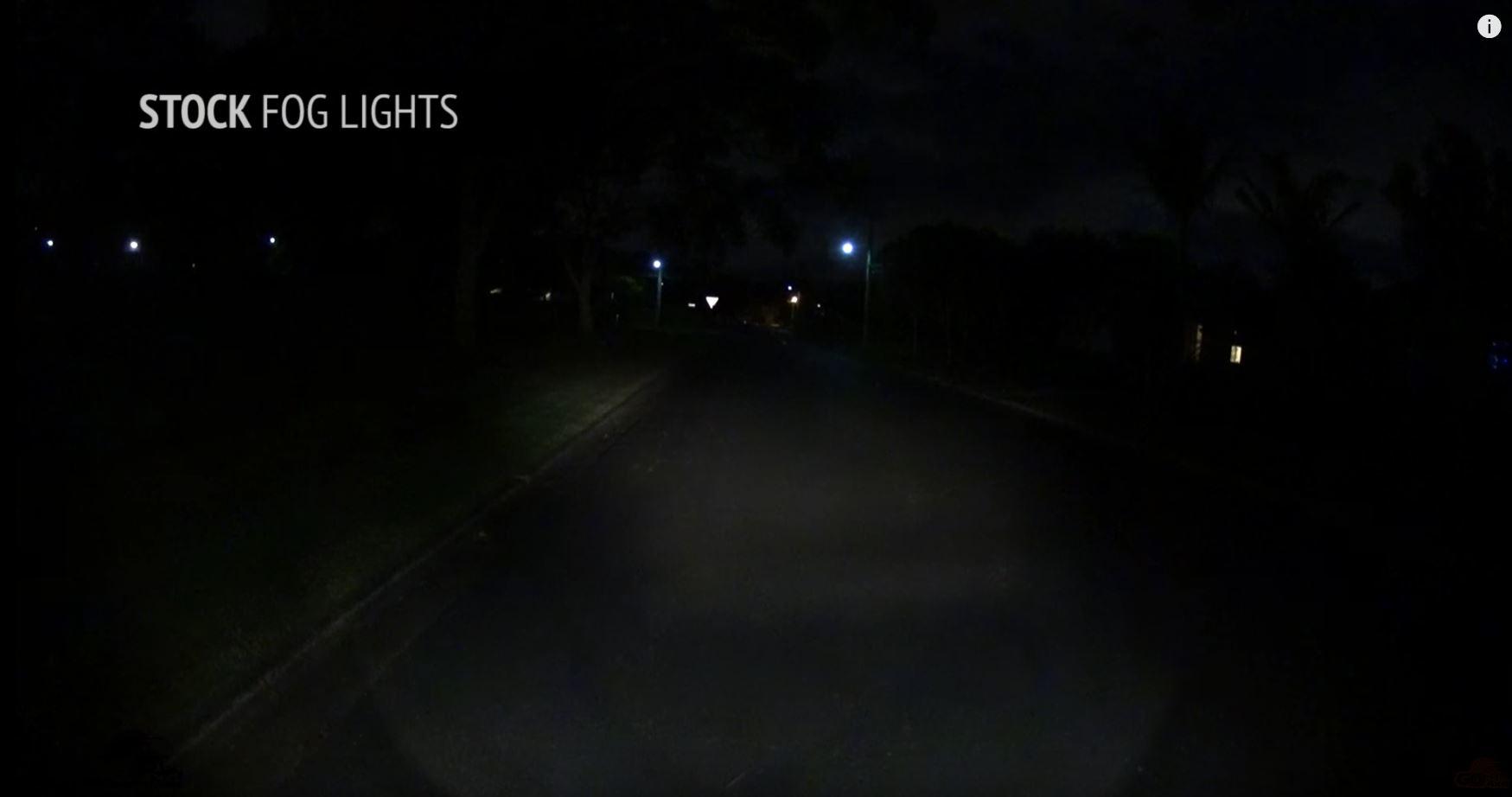 LED Light Test